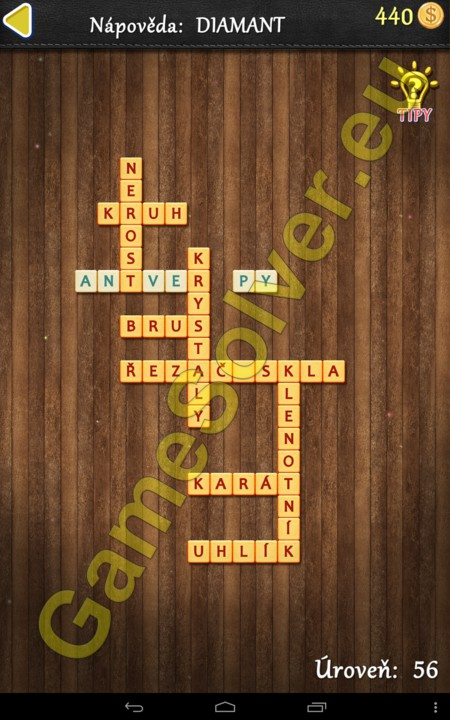 Slice words -